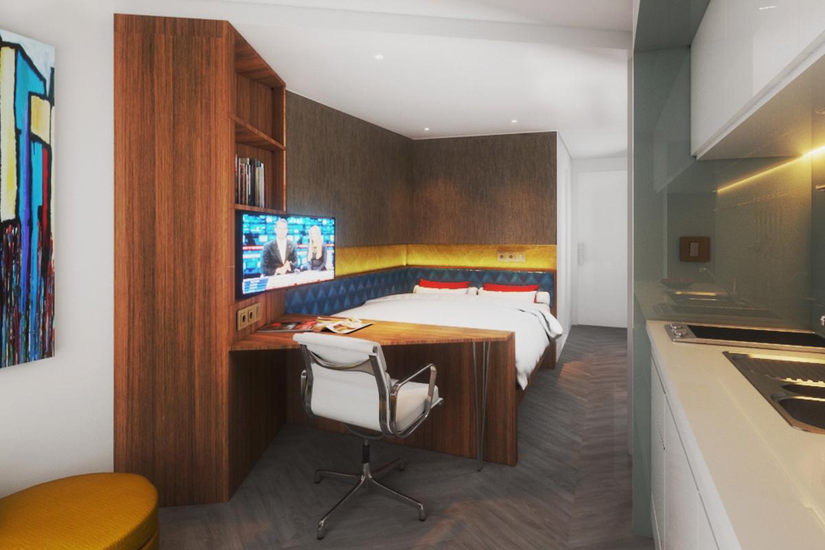 Aparthotels in Startford London